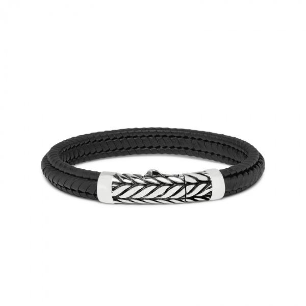 158BLK Bracelet Black ZIPP Collection