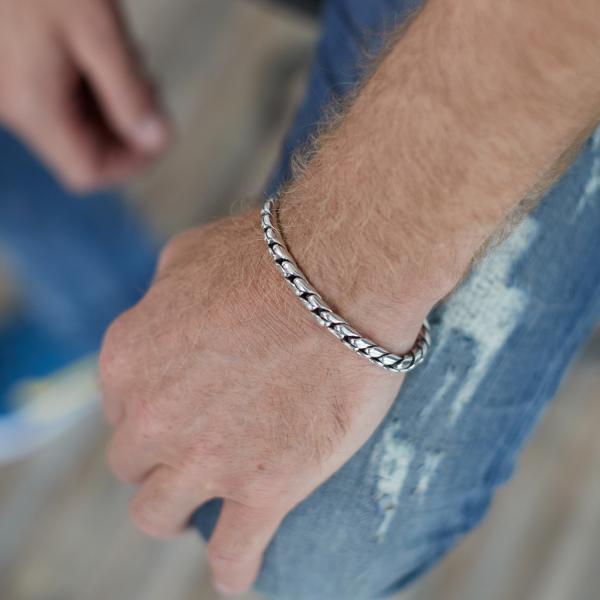 166 Bracelet Male DUA Collection